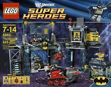 LEGO Super Heroes The Batcave (6860) Retired Product!!