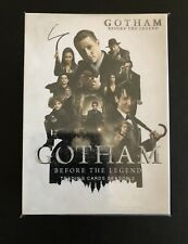 Gotham Series 2 Cryptozoic Complete Master Base Set & Insert Chase Card Sets