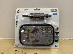 2009 Power A Nintendo DS Pokemon Platinum Edition Essentials Kit