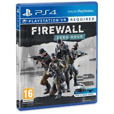 SONY PS4 - Firewall Zero Hour (Richiede PS VR) - Day One: 29/08/18