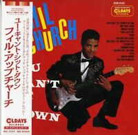 PHIL UPCHURCH-YOU CAN'T SIT DOWN-JAPAN MINI LP CD BONUS TRACK C94