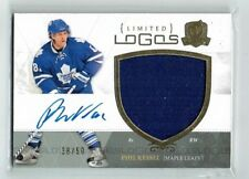 10-11 UD The Cup Limited Logos  Phil Kessel  /50  Auto  Patch