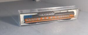 N SCALE TRAIN KATO PASSENGER CAR VERY GOOD EMPIRE BUILDER 1330 GREAT NORTHERN