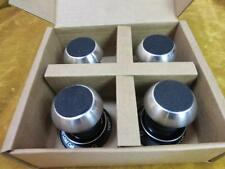 4 Townshend Audio SEISMIC ISOLATION PODS(feet) hifi alternative to spikes-type C