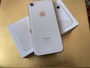 iPhone 8 - 64GB - Gold (Unlocked) Immaculate Condition No Scratches Or Marks