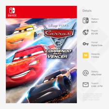 Cars 3: Driven to Win (Nintendo Switch) - Digital Code [EU-UK]
