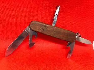 VICTORINOX Spartan Wood knife 91 mm