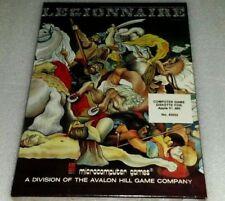 Legionnaire by Avalon Hill for Apple II Plus, Apple IIe, Apple IIc, Apple IIGS