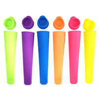Lolly Mould DIY Silicone Ice Cream Pole Mold Lollies Maker handheld popsicle de