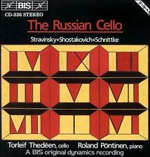 The Russian Cello (CD, Mar-1994, BIS (Sweden))