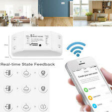 Remote Control WiFi Smart Power Socket Wireless Switch Outlet Timing Delay