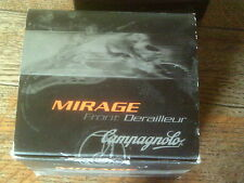 CAMPAGNOLO MIRAGE 9 SPEED  FRONT GEARS 32mm BLACK CLAMP