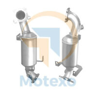 BM91713H Exhaust Approved Petrol Catalytic Converter +Fitting Kit +2yr Warranty