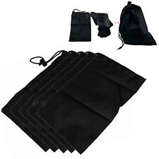 Set 5 Borse di Tela Per Imbracatura Supporto Auto Cintura Testa Bastone GoPro