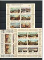 Russland Kleinbogensatz MiNr. 505-10 postfrisch MNH Moskau (GF15599