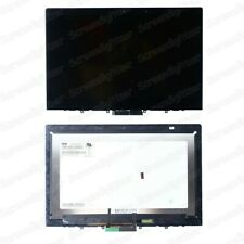 "13.3"" FHD Touch LCD Screen Assembly With Bezel for Lenovo Yoga L380 20m7"