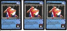 WWE RAW DEAL - 3X Ego Boost *FREE SHIPPING* RARE Action