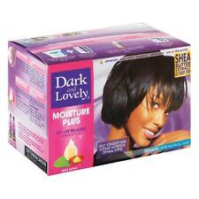 Dark & Lovely No Lye Relaxer Regular for Normal Hair Kit SilkyShinyStraight Hair
