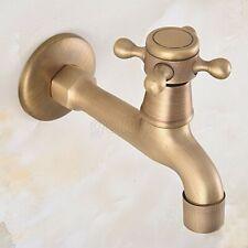 Antique Brass Wall Mounted Garden Faucet /Mop Water Tap Faucet Gav315