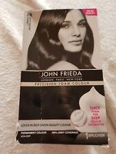 John Frieda Precision Foam Colour Hair Dye, Number 2N, Luminous Natural Black