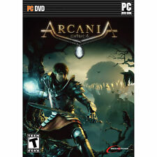 Arcania Gothic 4 PC Games Windows 10 8 7 XP Computer IV action open world rpg