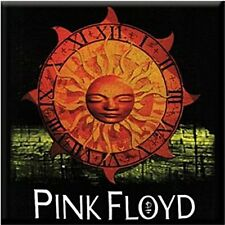 magnete da frigo acciaio Pink Floyd sole