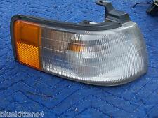 1992 1991 MAZDA 626 RIGHT MARKER LIGHT CORNER TURN SIGNAL USED 1990 1990 1989 88