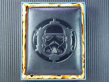 Star Wars Stormtrooper Helmet Leather Wallet