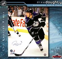 DREW DOUGHTY SIGNED Los Angeles Kings 16X20 Photo