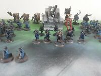 warhammer 40k astra militarum Death Korps of Krieg and proxy army Pro Painted