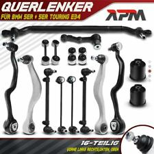 Querlenker Radaufhängung Vorne Links Rechts 16-teilig für BMW 5er + Touring E34