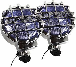 2x H3 Car Work Spot Lights Spotlight Lamp 4x4 Van ATV Offroad SUV Truck