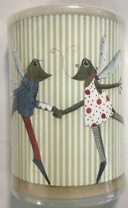 "IKEA Tassa Natt Frog Fairies Hanging 8"" Night Light Scone 19272"