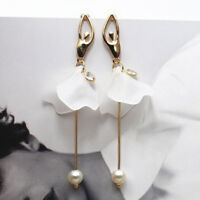 2X orecchini bigiotteria danza balletto BALLERINA pendente orecchino metallo