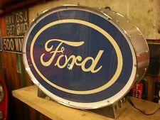 Ford, Capri, Escort, Cortina, garaje, luz, signo, Pantalla, MANCAVE, taller, cobertizo, 5