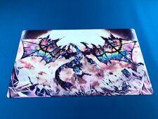 Custom Dark Requiem Xyz Dragon Playmat - Brand New Custom Yu-Gi-Oh! UK Seller