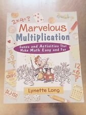 Magical Math: Marvelous Multiplication : Games and Activities That Make S#5459B