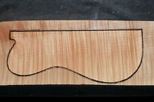 """Curly Quilted Maple 21 7/8"""" X 7 7/8"""" X 2 3/4"""": Guitar, Luthier, Craft, Scales"""