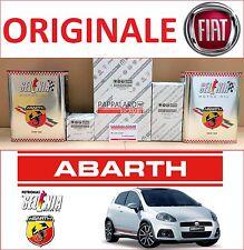 KIT TAGLIANDO 3 FILTRI ORIGINALI + OLIO SELENIA FIAT GRANDE PUNTO ABARTH 1.4