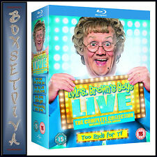 MRS BROWNS BOYS LIVE 2012 - 2015 COLLECTION *BRAND NEW BLU-RAY BOXSET***