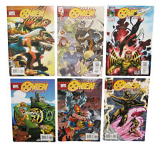 Marve Uncanny X-Men First Class Comic Book Lot #3-8 - (6 Books)