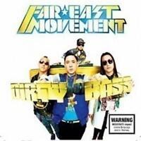 FAR EAST MOVEMENT Dirty Bass CD NEW