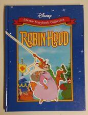 Disney Classic Storybook - Robin Hood - Hardcover Book
