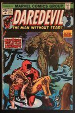 Daredevil #114 1st Appearance of Deathstalker 1974 Man-Thing Marvel Comics VG/FN