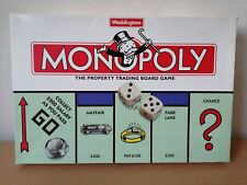 Waddingtons Classic Monopoly Board Game Collectable Monopoly Board Game Complete