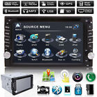 "GPS Navigation 6.2"" 2 Din Touch Car Radio Stereo DVD MP5 MP3 USB/TV HD Player"