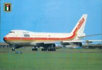 Alia The Royal Jordanian Airline Boeing 747 Fisa BAA