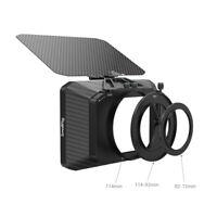 Smallrig 2660 Lightweight Matte Box for 67mm/ 72mm/77mm/82mm/114mm Lens