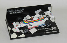 1/43 Williams FW07 Arco Iris Jeans RAM Racing Canadá GP 1980 K. Cogan