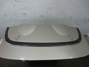 Verdeckkastendeckel Deckel Verdeckkasten Mercedes W209 W 209 2097500075 Cabrio